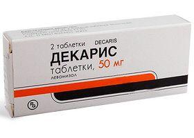 декарис инструкция по применению цена в россии