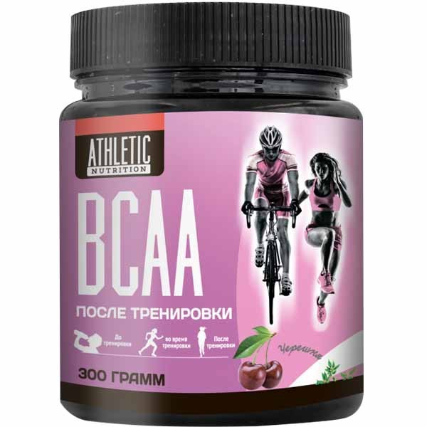 BCAA Powder Athletic Nutrition