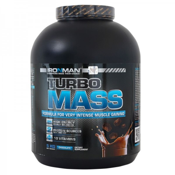 TURBO MASS 5 кг.