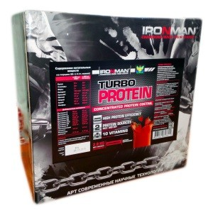 TURBO PROTEIN 2,8 кг.