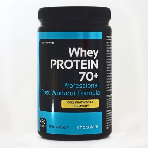 WHEY PROTEIN 70+, 480 гр.