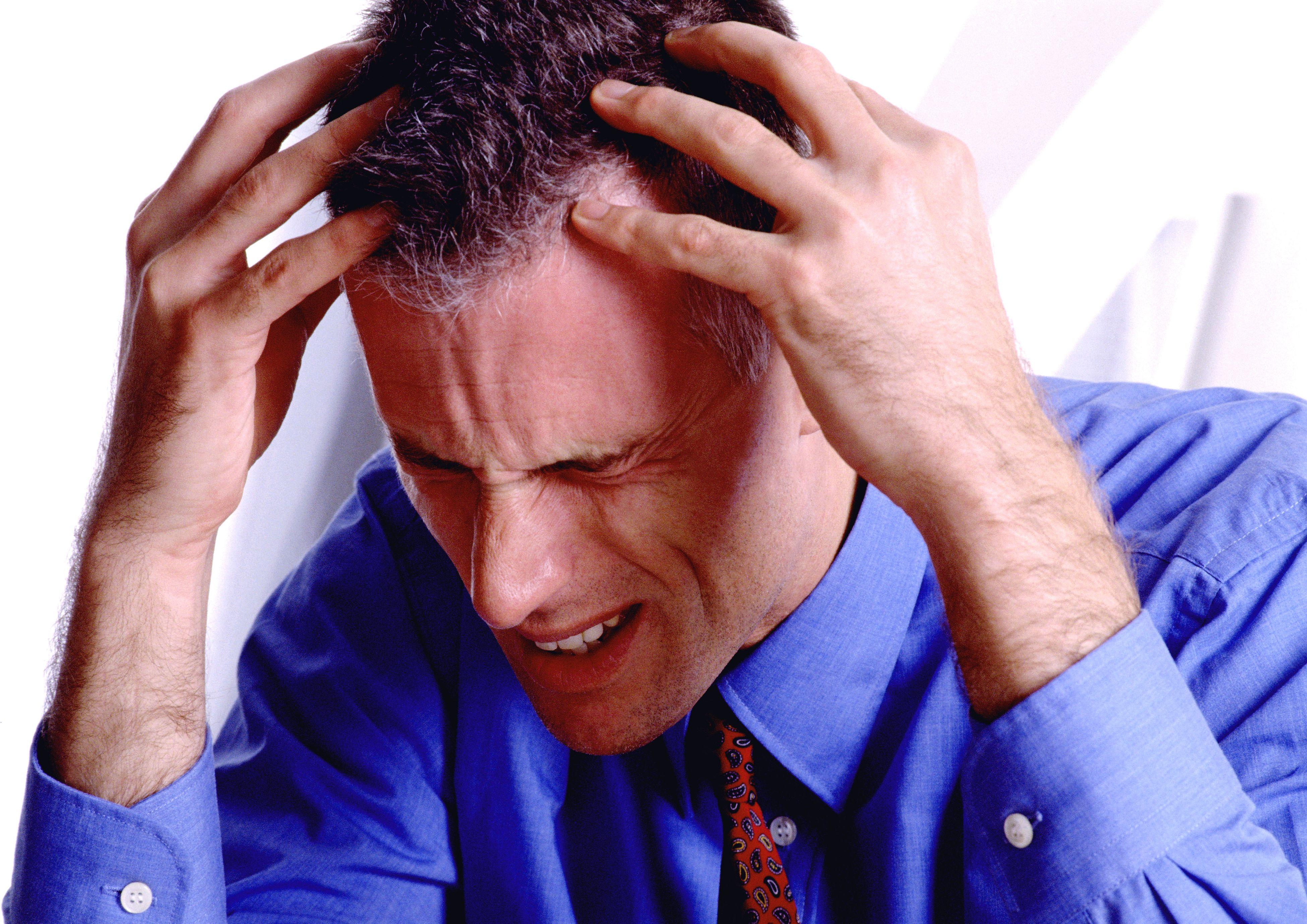 Причины нервных болезней