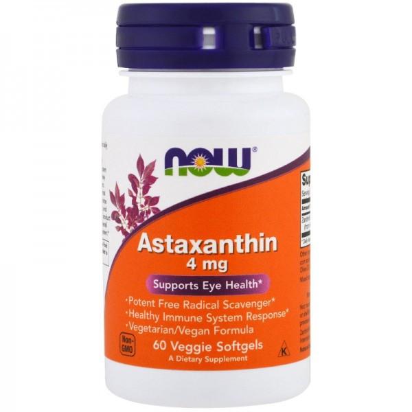 Астаксантин какая польза для женщин