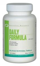 Daily formula от universal nutrition как принимать состав